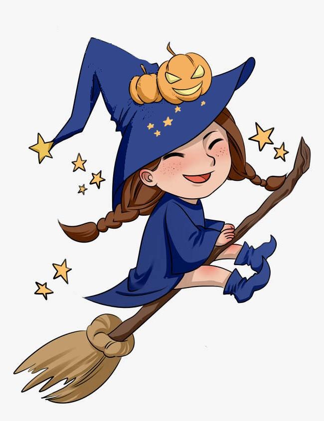 psd-halloween-cartoon-witch-riding-broom-heypik-98U45G5.jpg